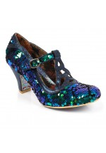 Irregular Choice Nicely Done (Green)